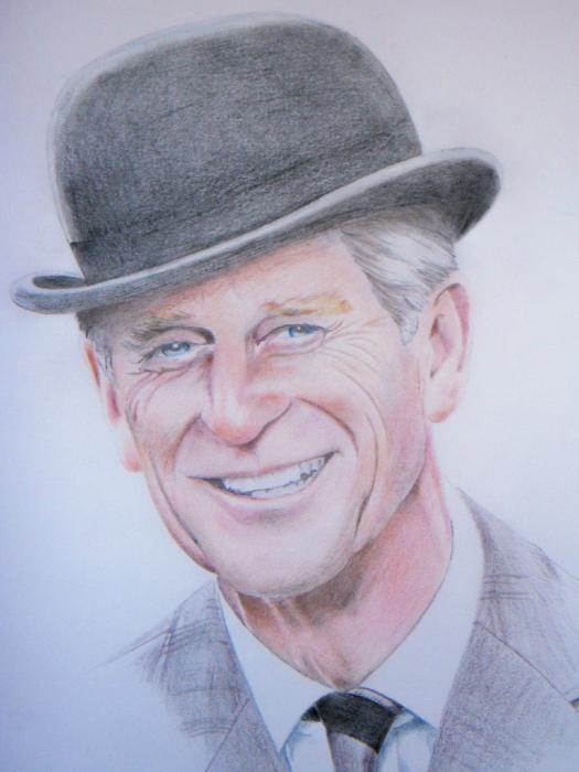 Philip Mountbatten par ktboldy